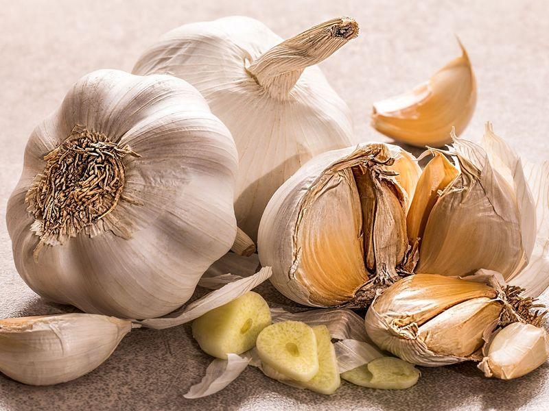 garlic and coronavirus