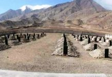 graves of chinese soldiers from galwan valley clash